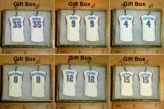 Durant Westbrook Ibaka Collison Jackson or Adams by SundaySales, $7.99