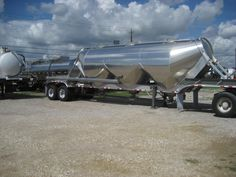 2013 Polar 1000 cu ft tank trailer from Trailers of Texas in Houston, TX