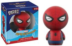 Funko Dorbz Spider Man Home coming : Spider Man Action Figure # 312 #Funko