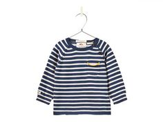 Image 1 of TWO-TONE STRIPED SWEATER from Zara