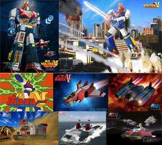 Voltes V artworks Childhood Stories, My Childhood, Combattler V, Robot Cartoon, Something To Remember, Mecha Anime, Super Robot, Gundam, Robots