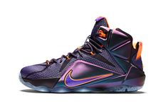 Nike Unveils Two New Colorways of the LeBron 12