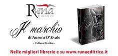 Il marchio di Aurora D'Evals erotic bdsm   Runa Editrice Booktrailer