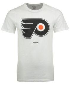 Reebok Men s Philadelphia Flyers Primary Logo Special Net T-Shirt Men -  Sports Fan Shop By Lids - Macy s 4160f0405