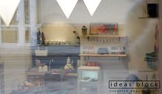 Ideas Block - creative space + cafe in Vilnius, Lithuania