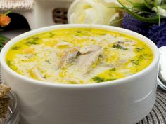 Cheeseburger Chowder, Food Videos, Deserts, Food And Drink, Recipes, Soups, Youtube, Greece, Kitchens