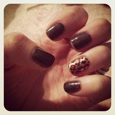 October manicure