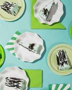 Grasshopper Icebox Cake | Oh Happy Day!