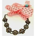 #PrettyInPink Her Royal Chewels Pink Poka Dot Collar $49.95 Your dog will be the envy of their pack while supporting Breast Cancer Awareness this month.Imagine it with Pink #SoftPaws!  Use discount code: superhappypets for 10% off at checkout at www.superhappypets.com #SuperHappyPets