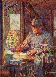 Austro-Hungarian Christmas 1915