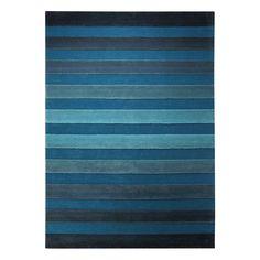 tapis bleu pour la chambre bleue... en attendant le Maroc :)