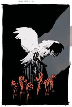 Mike Mignola: Hellboy