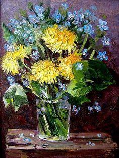 Герасимов Владимир. Майские цветы