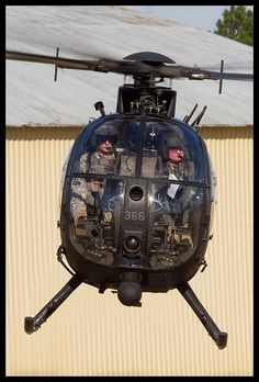 MH-6 Littlebird US Army 160th SOAR