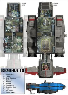 Modification of Star Wars KDY Graceful Transport, with upper and lower deck verses the single deck multi-passenger air bus version Source - co. MOD for Starship KDY Graceful Rpg Star Wars, Star Wars Ships, Star Wars Spaceships, Sci Fi Spaceships, Spaceship Interior, Spaceship Design, Cyberpunk, Ship Map, Space Opera