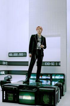 New EXO SC Wallpaper | Sehun & Chanyeol | WaoFam Wallpaper Baekhyun Chanyeol, Exo Exo, Park Chanyeol, Seulgi, Taemin, Exo Official, Exo Album, Z Cam, Korean Boy