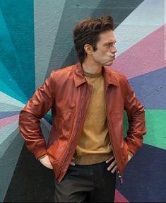 Sebastian Stan, Marvel Actors, Marvel Avengers, Z Movie, Steel Blue Eyes, Actrices Hollywood, Man Thing Marvel, Fine Men, Bucky Barnes