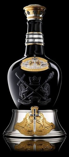 Royal Salute Scotch Whiskey 45 years Only 21 bottles produced. $200,000