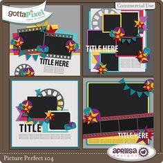 Picture Perfect 104 by Aprilisa Designs @ gottapixel.net