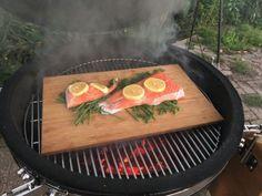 Kamado Grill, Kamado Joe, Bbq Egg, Green Egg Bbq, Food Tags, Smoked Salmon, Fish And Seafood, Fish Recipes, Food Inspiration