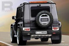 mercedes benz g wagon | Mercedes G Wagon - 3D Wallpapers HD