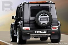 mercedes benz g wagon | Mercedes G Wagon - 3D Wallpapers HD