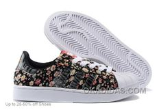 http://www.okadidas.com/adidas-women-superstar-noctilucent-black-floral-casual-shoes-discount.html ADIDAS WOMEN SUPERSTAR NOCTILUCENT BLACK FLORAL CASUAL SHOES FOR SALE KIMFMGM : $76.00