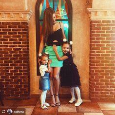 #repost @cathrna with @imagineapps: все дети любят тетю Катю #мояпринцессадома #крошкаПо