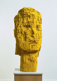 Georg Baselitz, Woman of Dresden