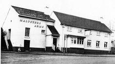 The Maltsters, Llandaff, in the 1970s