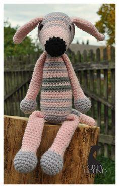 Knitting Yarn, Pink Grey, Teddy Bear, Toys, Crochet, Red, Fiber, Gifts, Lovers
