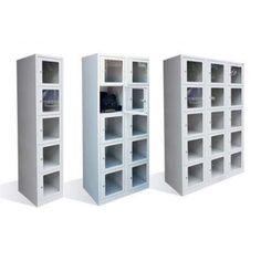 Premium locker Acrylglas - Lockerkast met transparante deuren