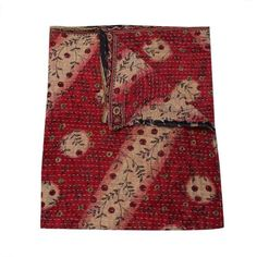 Indian Kantha throw on sale Buy Fair Trade Kantha Throw Blankets