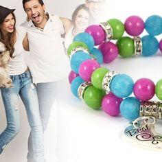 Ásvány karkötők - Rózsaszín szemüveg #bracelets #frends Paros, Gym Equipment, Exercise, Ejercicio, Excercise, Work Outs, Workout Equipment, Workout, Sport