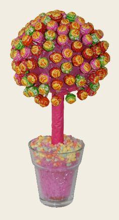 Resultado de imagen de arboles de chuches para comunion