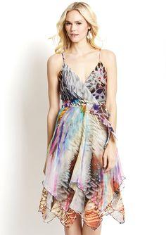 YASB Winged Beauty Cami Ballet Dress