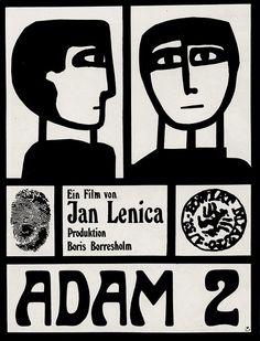 1968 Jan Lenica, ADAM