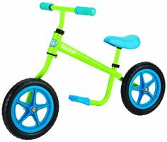 Razor Kixi Balance Bike - Blue/Green