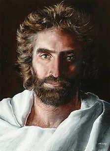 akiane kramarik | Jesus, pintado por Akiane Kramarik, aos 8 anos. Ela procurava um ...