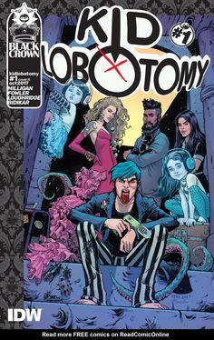 Kid Lobotomy Issue #1 - Read Kid Lobotomy Issue #1 comic online in high quality