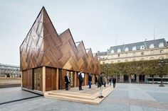 Le Pavillon circulaire d'Encore Heureux, un manifeste pour une architecture plus responsable