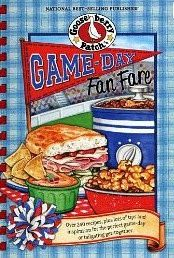 New Gooseberry Patch Game-Day Fan Fare Cookbook
