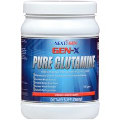 The finest Glutamine powder available in the market today.....Shop now at your online #SportsNutrition store: http://www.nextgen-x.com/glutamine.html  #nextgenx #GenXnutrition