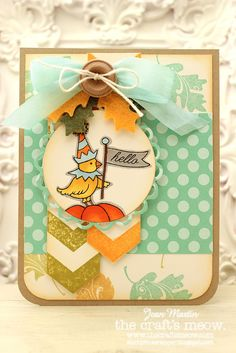 Stampin Scrapper: The Craft's Meow