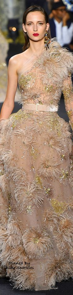 Paris Fall Couture 2016 Elie Saab ~ ♕♚εїз | BLAIR SPARKLES |