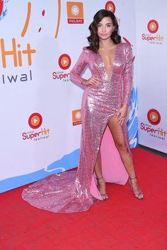 Julia Wieniawa . Tv Presenters, Pretty Woman, Sexy Dresses, Dress Skirt, Beautiful Women, Polish, Singer, Actresses, Formal