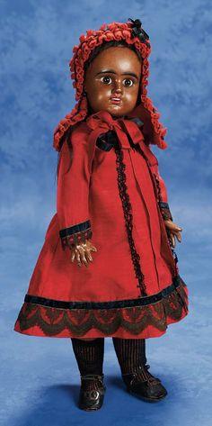 View Catalog Item - Theriault's Antique Doll Auctions Denamur Bebe