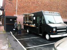 Reveille Coffee Co Van
