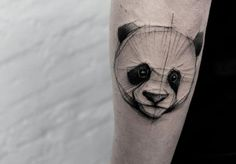 27 Perfect Panda Tattoo Designs