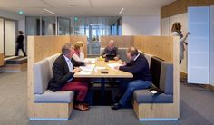 Interior De Rotterdam - Informal meeting area